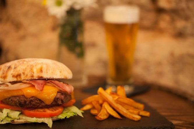 hamburguesas gourmet en barcelona