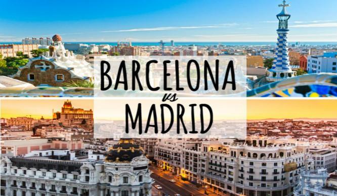 Madrid Vs Barcelona Que Ciudad Mola Mas Barcelona Secreta