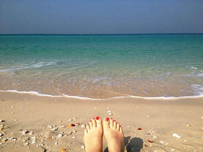 ¡Libres domingos y domingas! y otras cosas que pasan cuando vas a la playa