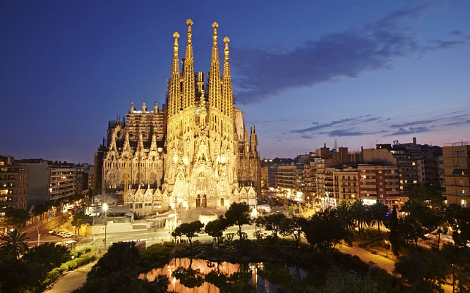 monumentos en barcelona