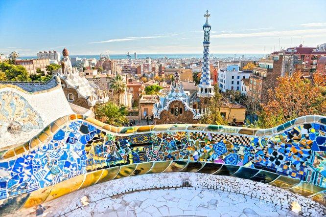 imagenes de barcelona guell