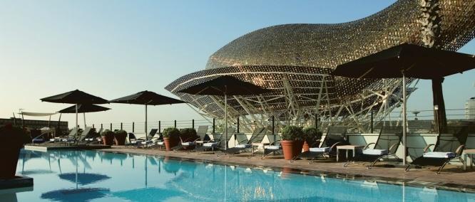 mejores terrazas bcn hotel arts