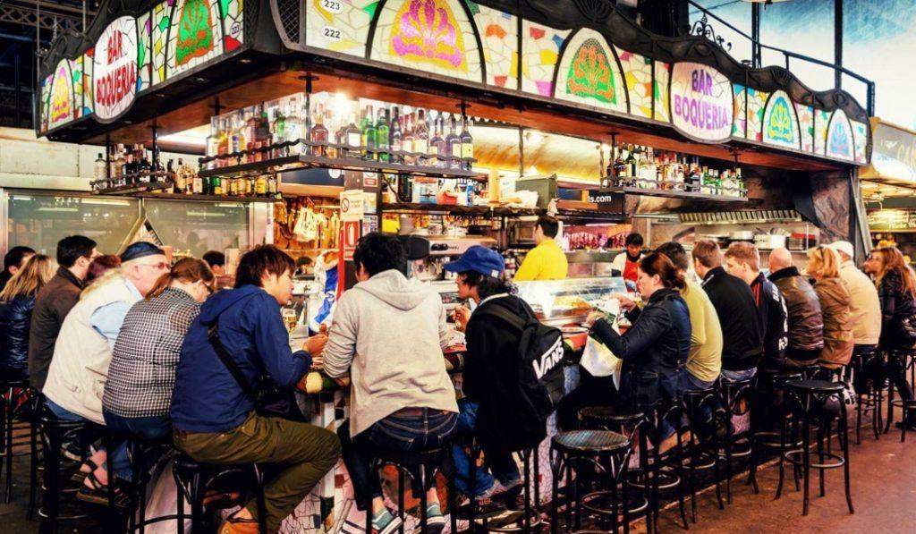 Los mejores mercados gastronómicos (y no solo gastronómicos) de Barcelona
