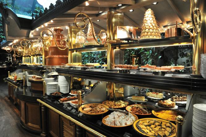 Distante En realidad Alérgico  7 increíbles buffets libres de Barcelona y alrededores - Barcelona Secreta