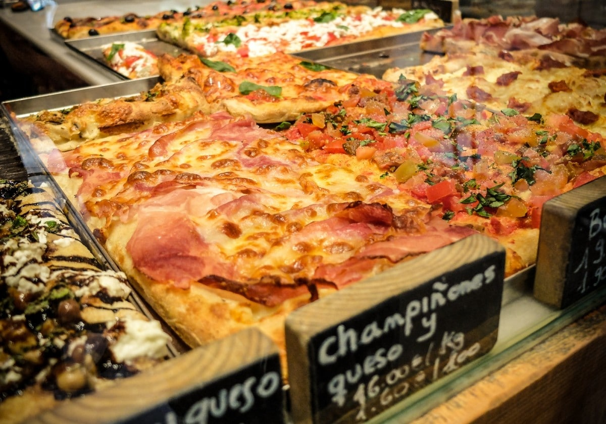 mejores pizzas barcelona fermata