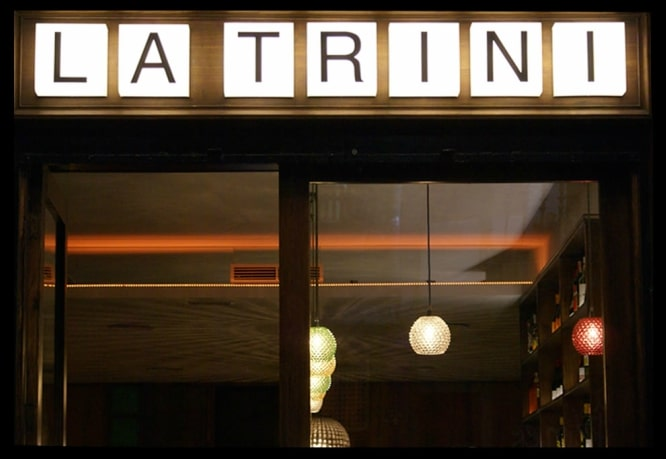 bares de gracia trini