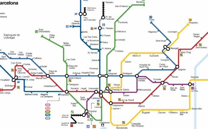 10 cosas que solo pasan en el metro de Barcelona