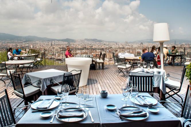 restaurantes de lujo en Barcelona