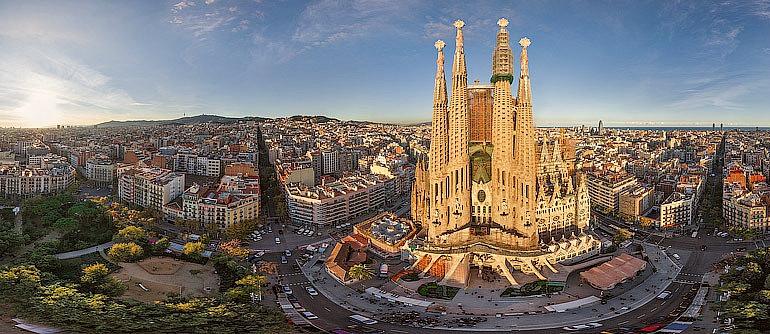 Barcelona es…
