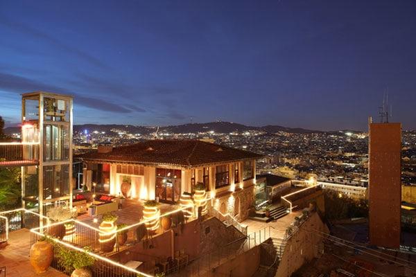 restaurantes de lujo en barcelona montjuic 2