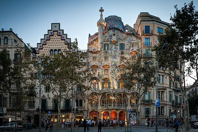cosas que solo pasan en barcelona