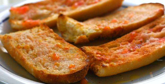 Los 10 mandamientos de pa amb tomàquet perfecto