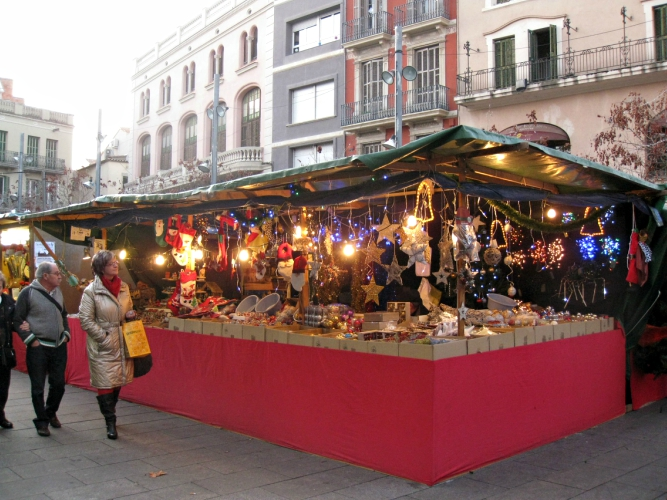 barcelona en diciembre