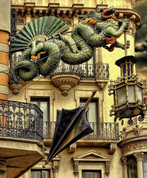 arqitectura de barcelona