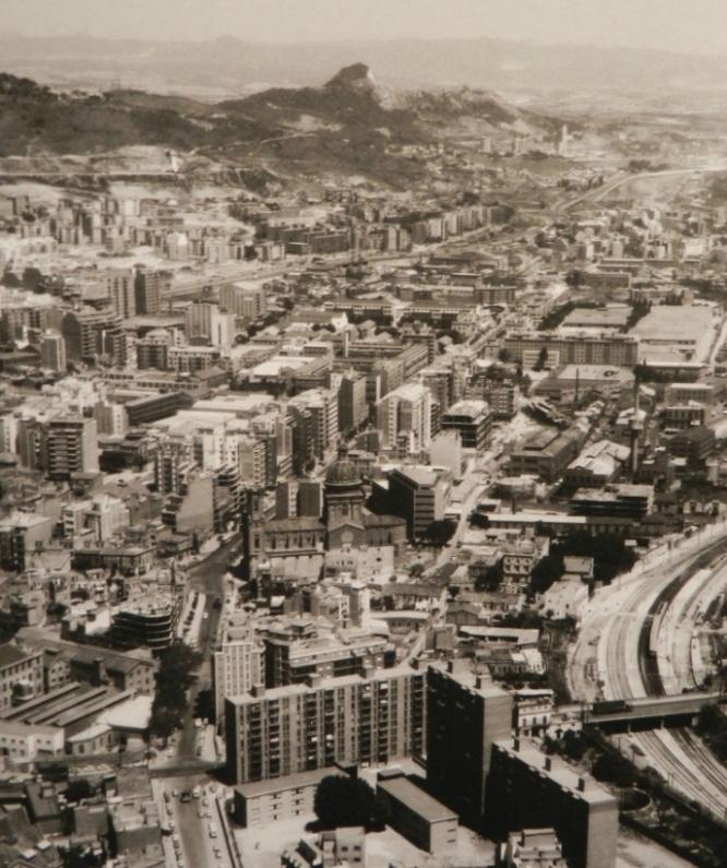 fotografias antiguas de Barcelona