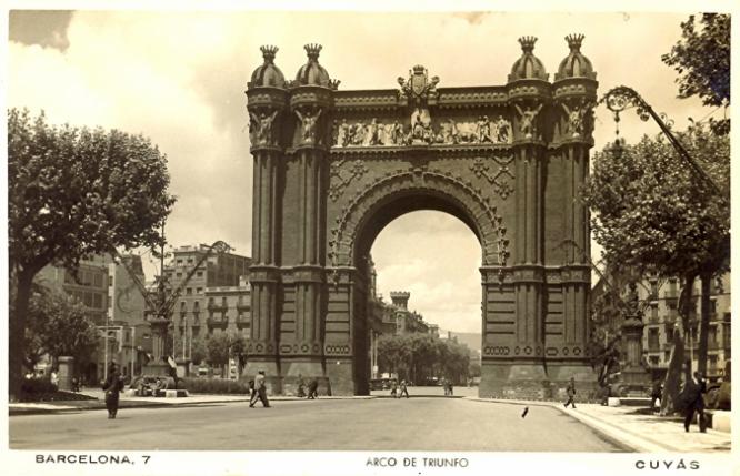 10 fotografías antiguas que retratan la historia de Barcelona