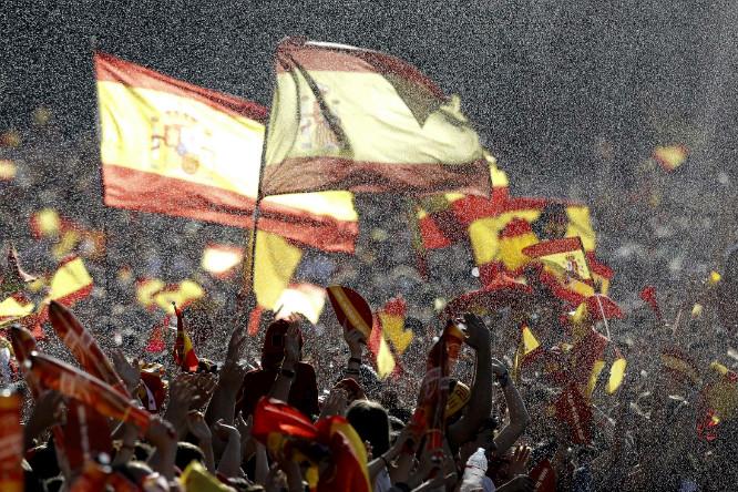 Barcelona instalará una pantalla gigante para la Eurocopa 2016
