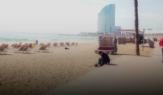 7 playas a las que huir cuando La Barceloneta está llena