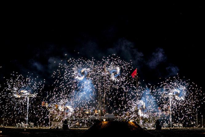 ¡Baila, ríe, vibra! Arranca el Festival al Carrer Viladecans 2016