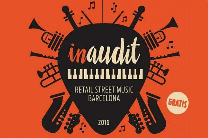 retail street music barcelona