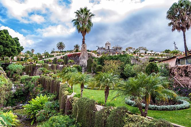 7 jardines espectaculares de Barcelona