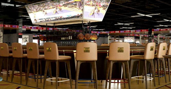 Barcelona tendrá el primer restaurante de la NBA de Europa