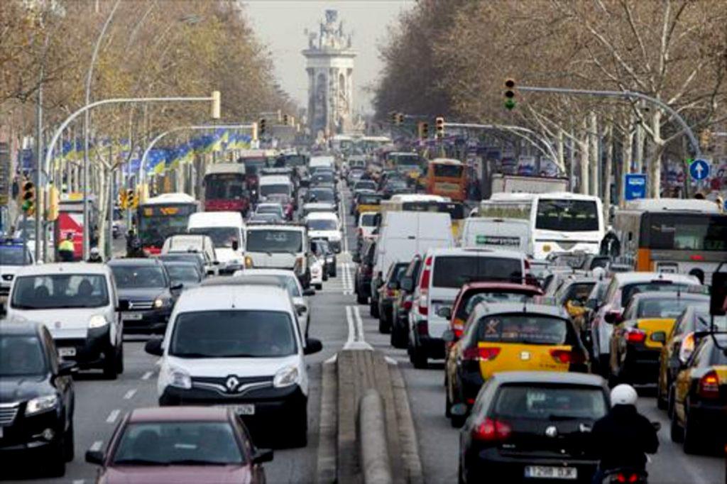 Barcelona cerrará 58 calles para celebrar el Día sin Coches