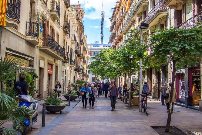 Distrito de Gràcia: 10 imágenes de Instagram que demuestran su esencia