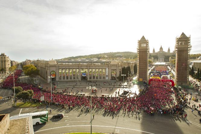 5 imágenes de Barcelona para celebrar el Día Mundial contra el Cáncer de Mama