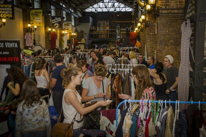 Bueno, bonito y vintage: mercats de Barcelona que no te puedes perder en otoño