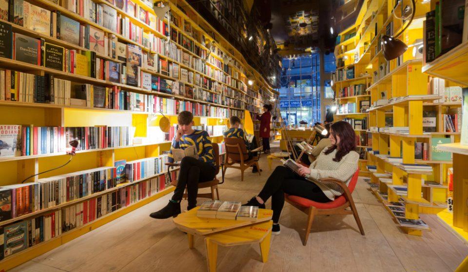 Las 6 mejores librerías-cafeterías de Barcelona