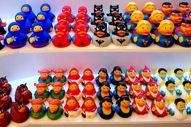 barcelona duck store