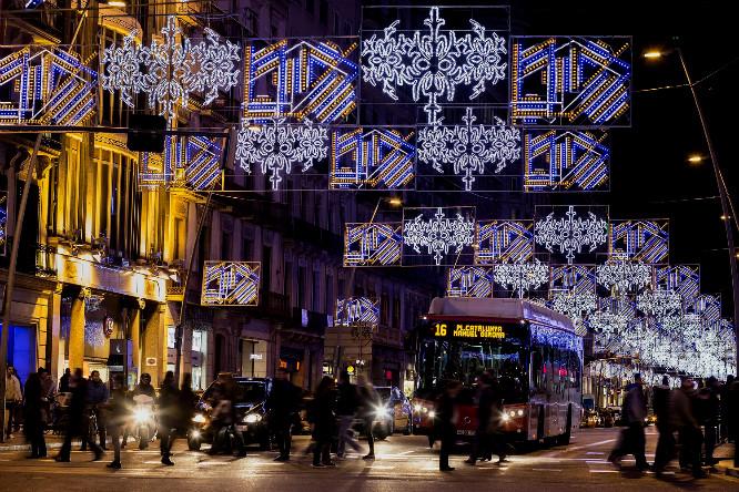 Hoy a las 19:00 se encenderán las luces de Navidad