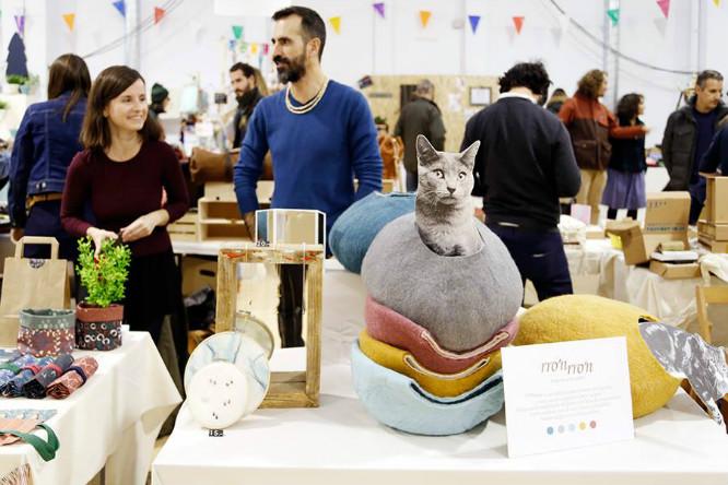 We Love Cats Market: el mercat que recauda dinero para los gatos abandonados de Barcelona