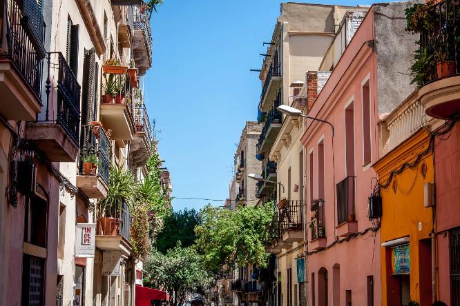 Gana la Lotería pero sigue sin darle para pagar el alquiler en Gràcia