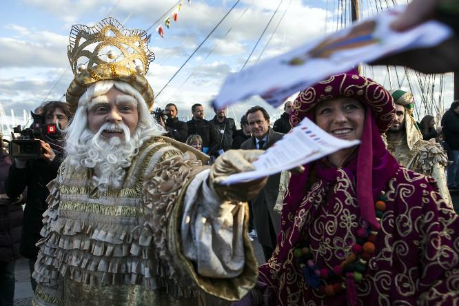 ¡Ya vienen los Reyes Magos! Así sera la cabalgata de Barcelona