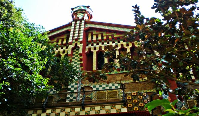 La Casa Vicens de Gaudí abrirá en octubre como museo