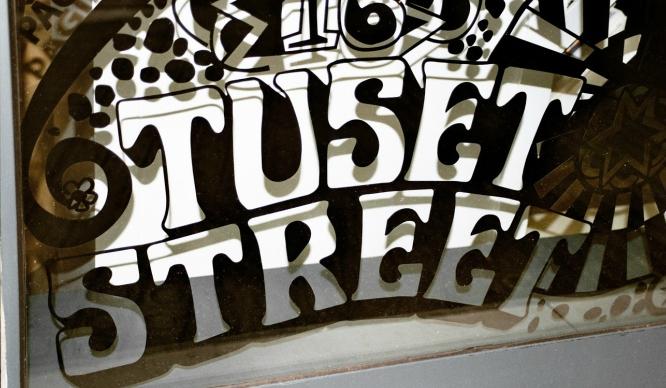 Tuset Street
