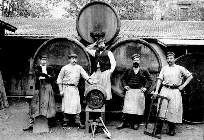 Entre animales y herramientas: así eran los trabajadores de la antigua Barcelona