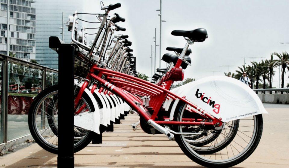 Bicing tendrá servicio de 24 horas durante todos los días del año