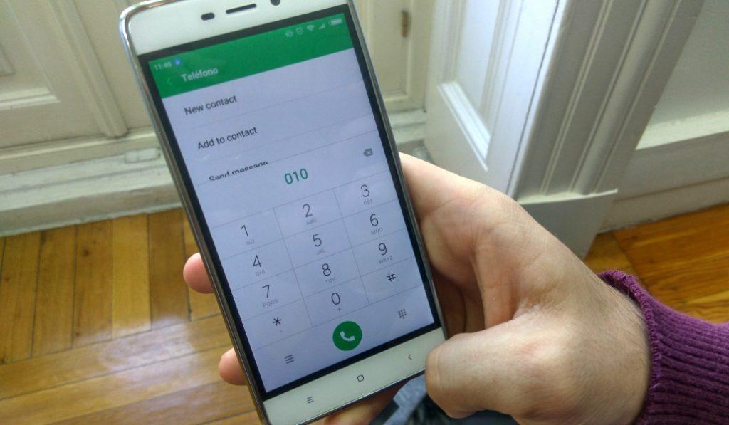 El teléfono de atención ciudadana 010 ya es gratuito