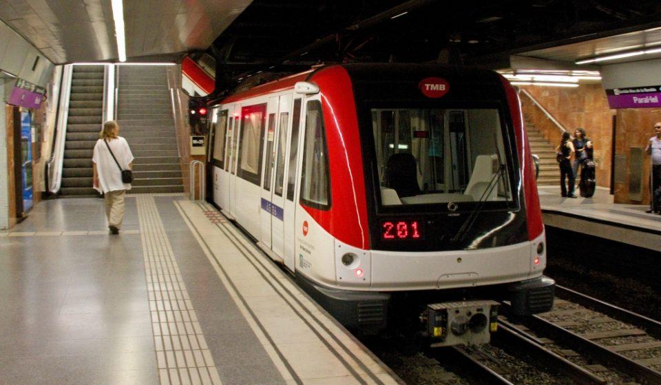 Los trabajadores del metro volverán a la huelga todos los lunes a partir del 24 de abril