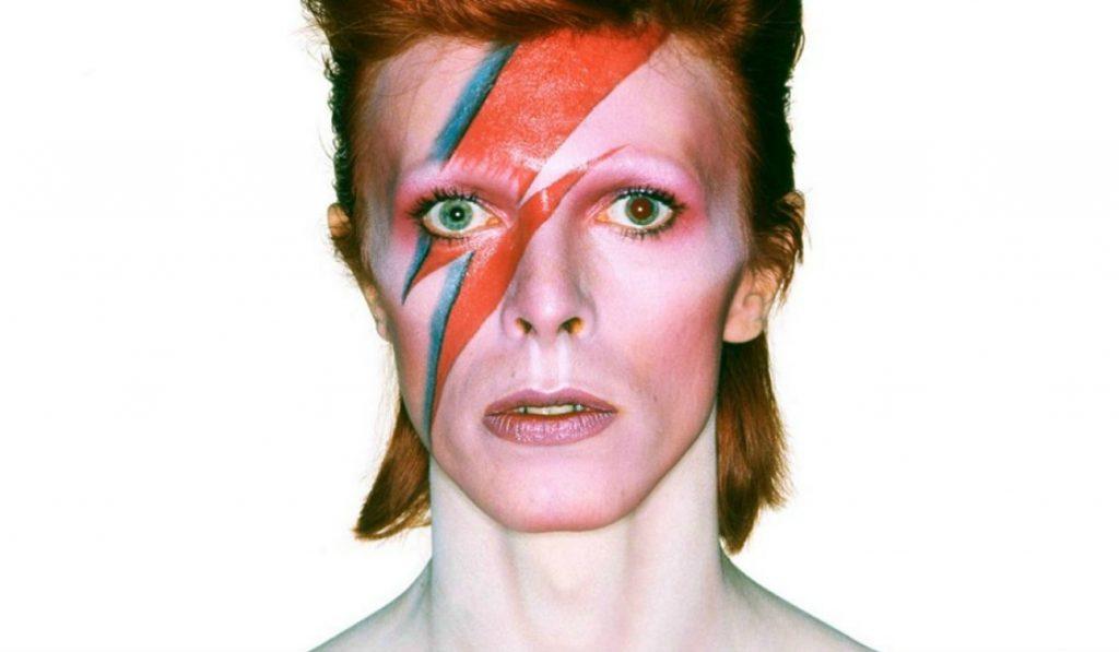 David Bowie en Barcelona