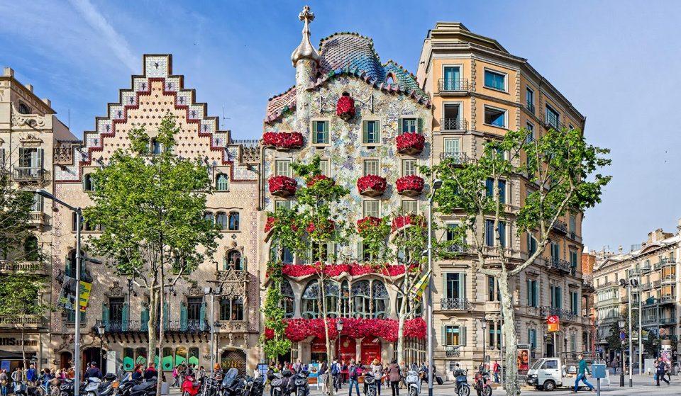 5 curiosidades que quizás desconocías de la Casa Batlló