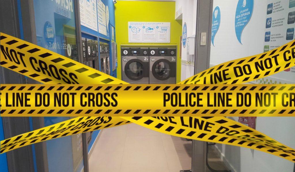 Arrestan al presunto ladrón de 22 lavanderías por toda Barcelona
