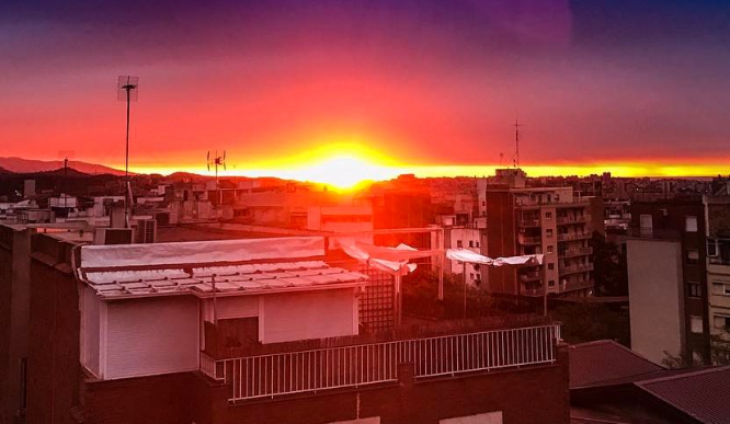 10 fotos de Instagram de Nou Barris que desprenden color por cada esquina
