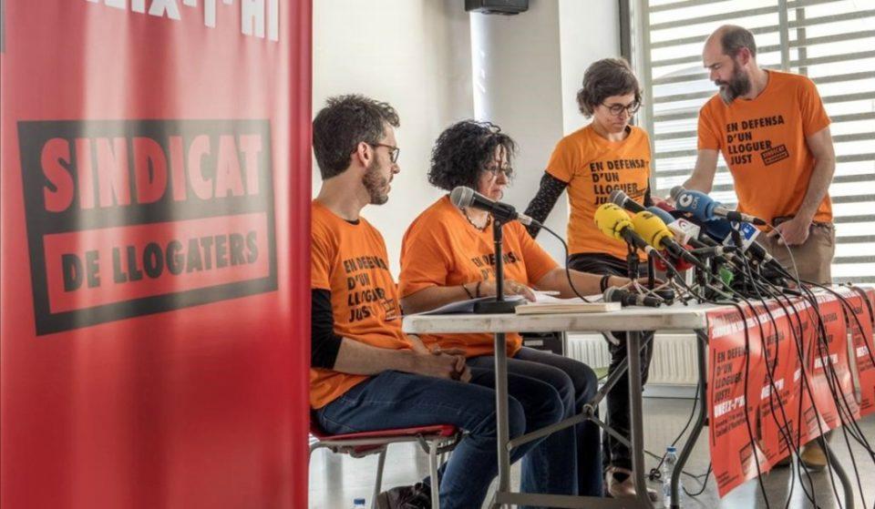 Nace en Barcelona el primer Sindicato de Inquilinos para luchar contra los precios del alquiler