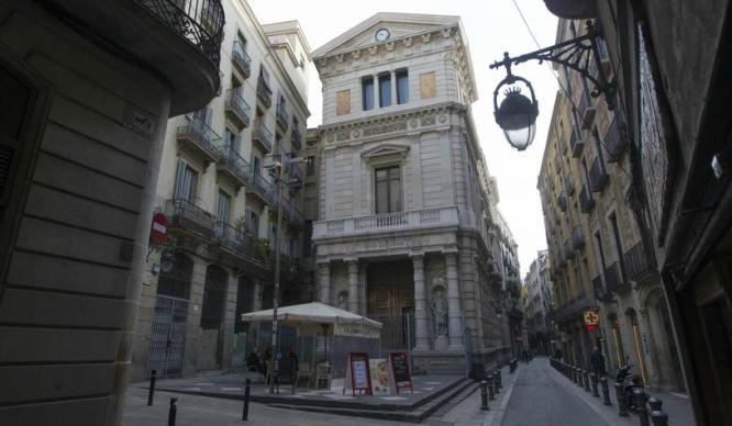 El Borsí se convertirá en la nueva sede de la Biblioteca Gòtic – Andreu Nin