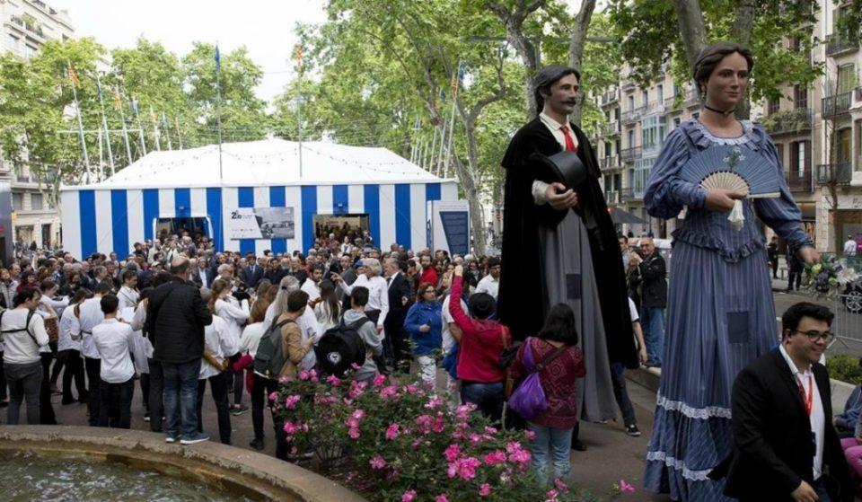 Comienzan los actos para celebrar los 200 años de la Festa Major de Gràcia