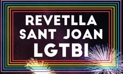 noche de Sant Joan en Barcelona